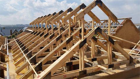 Wooden Trusses Estimating