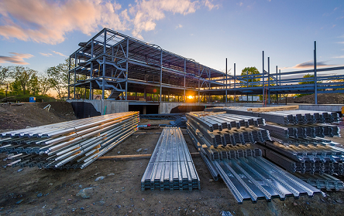 Commercial Construction Projects Material Estimation